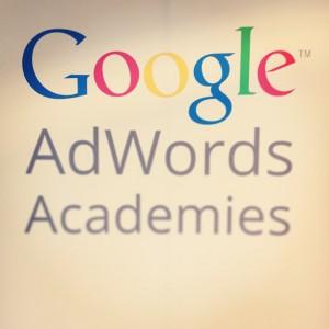 Napis google adwords academies